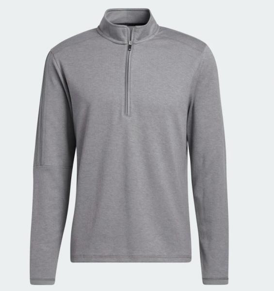 Adidas 3-Stripes Quarter-Zip Pullover Herren