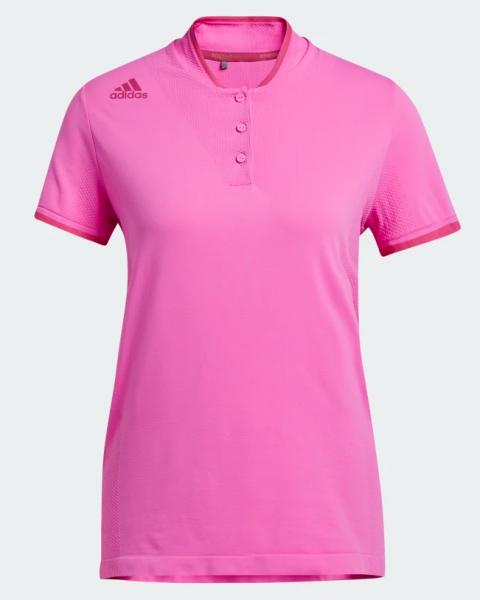 ADIDAS Primeknit Poloshirt Damen
