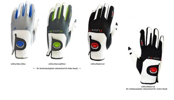 ZOOM Handschuh Grip Herren - Golfhandschuh ab 2 Stück