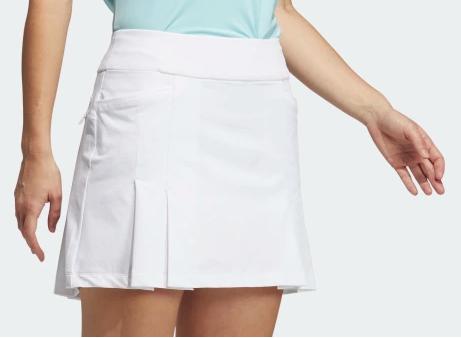 ADIDAS Ultimate365 Primegreen Pleated Skort - Damen Golfskort