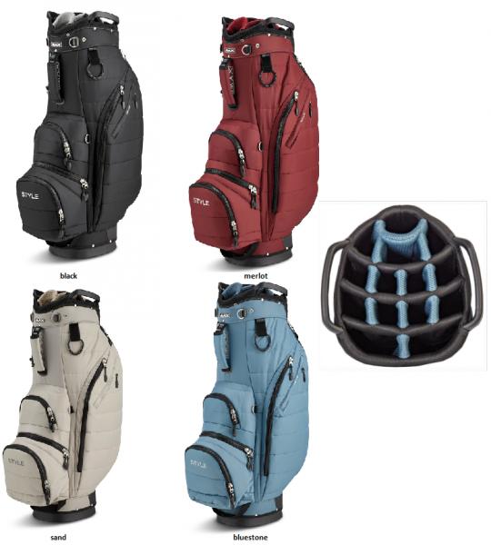 BIG MAX* Terra Style - Cartbag - Neuheit 2021