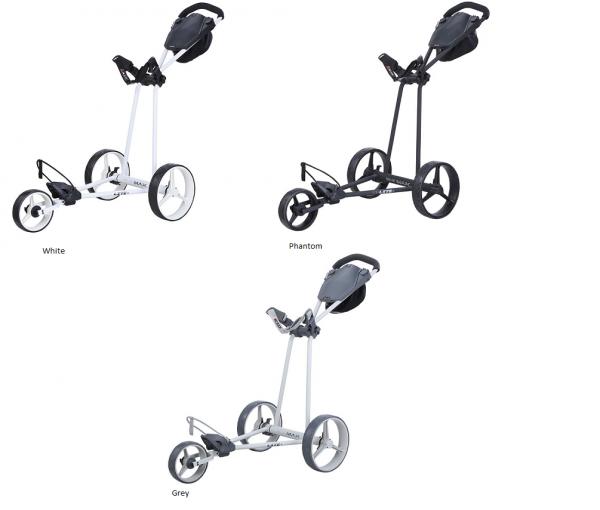 Big Max Ti-Lite - Golftrolley