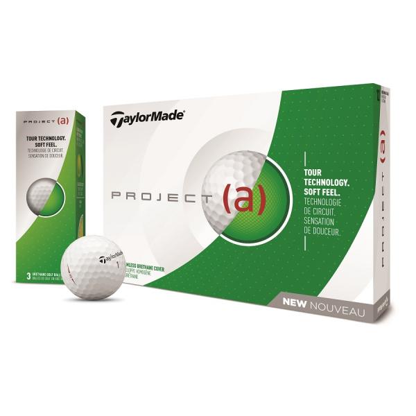 TaylorMade Project (a) & TaylorMade Project (s) - Golfbälle weiß 12 Stück/ 24 Stück/48 Stück