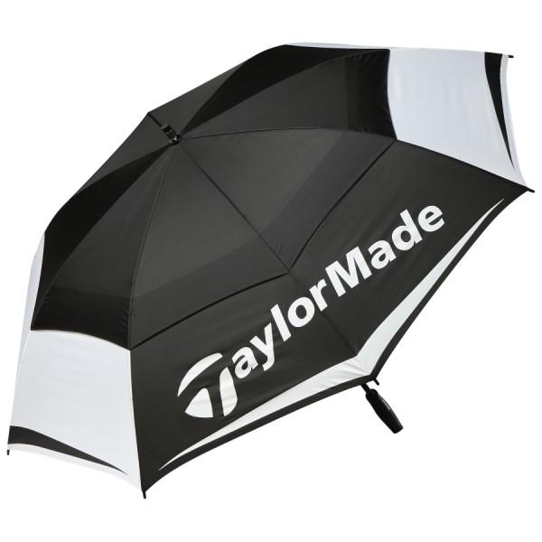 TaylorMade Tour Double Canopy Umbrella 64″ - Regenschirm
