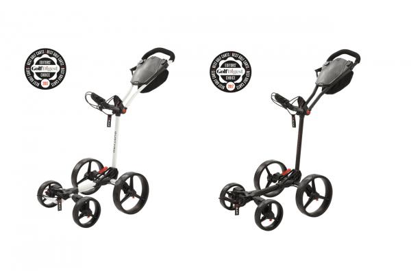 Big Max BLADE QUATTRO - Golfcart