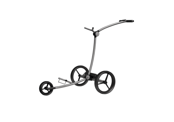BIG MAX Titan eQ - Elektrotrolley + extra Auswahl an Zubehör