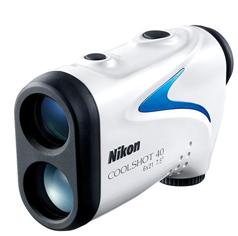 Nikon* Coolshot 40 - Entfernungsmesser- turniergenehmigt