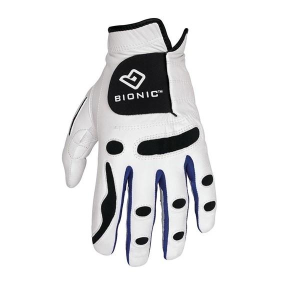 BIONIC Performance Grip Herren white - Golfhandschuh 2er Pack
