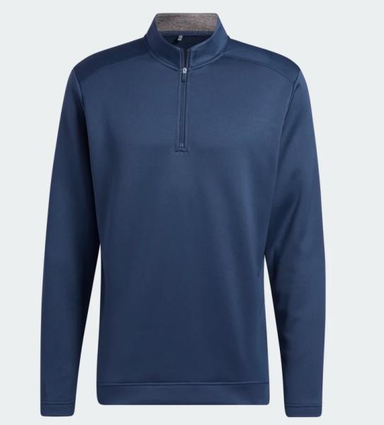 Adidas Club Quarter-Zip Sweatshirt - Herren