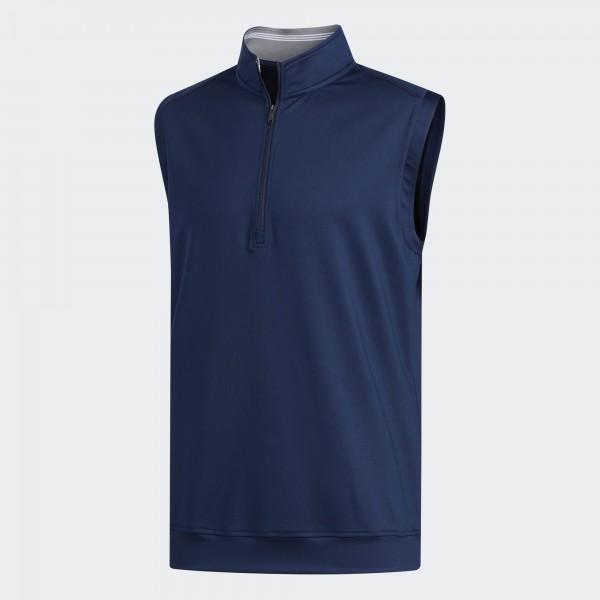 Adidas Classic 1/4 Zip Weste Herren