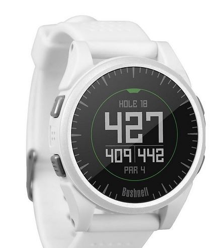 Bushnell Excel GPS Rangefinder Watch - Golfuhr weiß