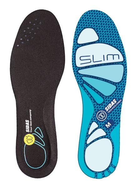 Sidas CUSHIONING GEL SLIM - Einlegesohlen Sport - 1 Paar