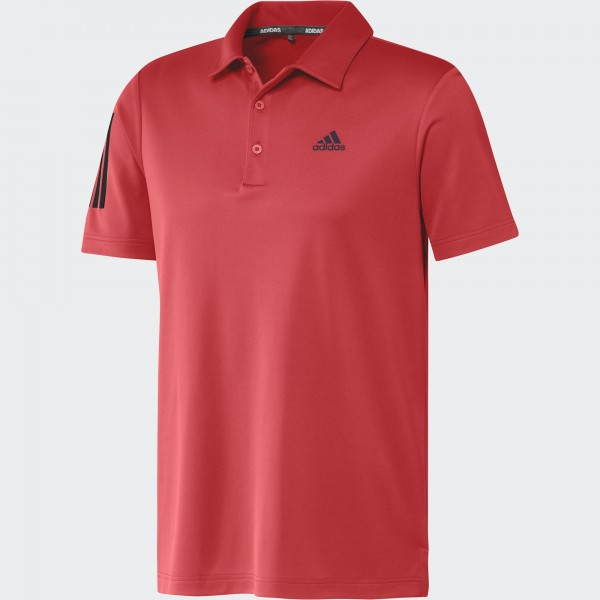 Adidas 3-Streifen Basic Polo Shirt - Herren