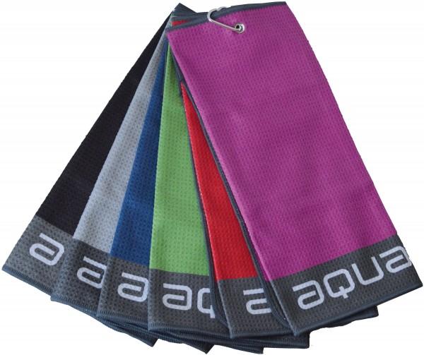 Big Max Aqua Trifold Towel - Schläger Handtuch