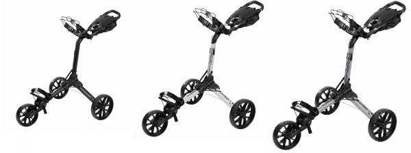 Bag Boy Nitron 3-Rad Trolley