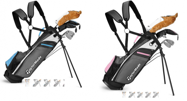 TaylorMade Rory Junior Golfset (7 Schläger)