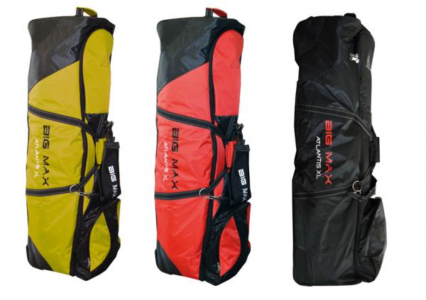 BIG MAX Atlantis S & XL Travelcover - Golfreisetasche