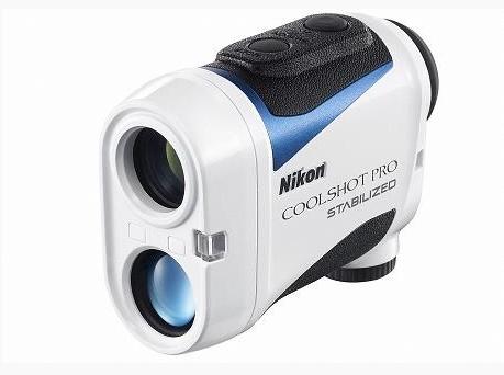 Nikon* Coolshot Pro Stabilized - Entfernungsmesser - turniergenehmigt